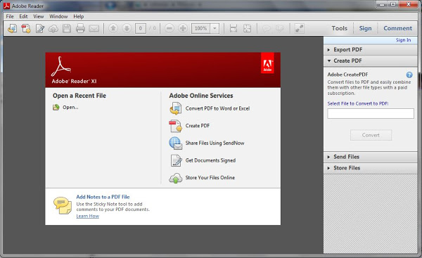 adobe reader xi 11.0.02